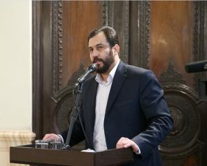 متنی از سخنرانی استاد ابراهیم صنوبر پدر صلح ایران