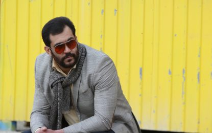 دیدارهای استاد ابراهیم صنوبر پدر صلح ایران با مدیران فرهنگی ورزشی کردستان عراق