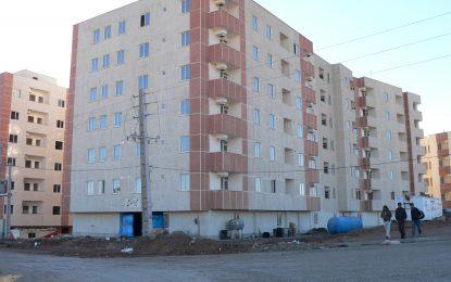 ساخت وتحویل پروژه 96 واحدی مسکن مهر توسط تعاونی مسکن اعضای موسسه بین المللی سفیران صلح